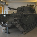 Imperial War Museum, London - Churchill Mark VII Infantry Tank