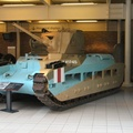 Imperial War Museum, London - British Infantry Tank Mark II, Matilda II