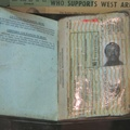 Imperial War Museum, London - South African Apartheid Era Pass Book