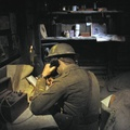 Imperial War Museum, London - Trench Experience