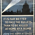 Imperial War Museum, London - WWII Poster