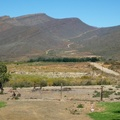 Gravel road from Cederberg Oasis