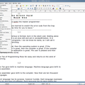 LibreOffice Writer and  Productivity Suite