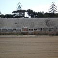 Remains of the old Green Point Stadium